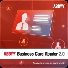 ABBYY Business Card Reader 2.0 (for Windows)/ESD