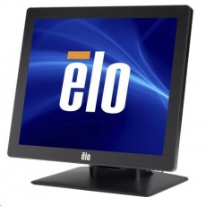 "ELO dotykový monitor 1717L 17"" LED IT (SAW) Single-touch USB/RS232  bezrámečkový VGA Black"