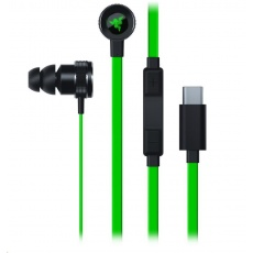 RAZER sluchátka HAMMERHEAD USB-C Digital Gaming & Music In-Ear Headset
