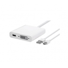 APPLE Adapter Mini DisplayPort - Dual Link DVI