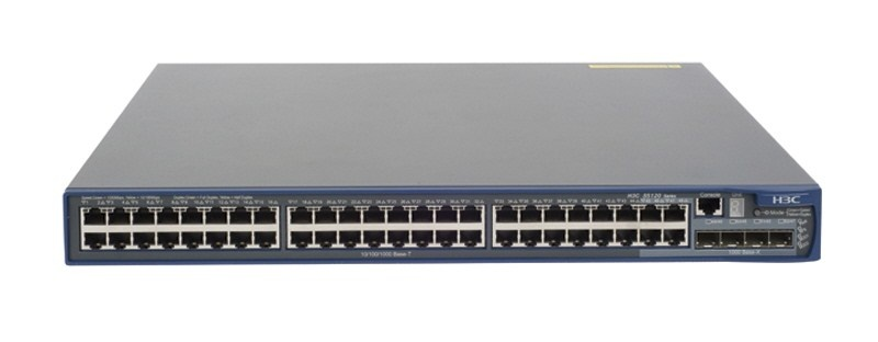 HPE 5120 8G PoE+ (65W) SI Switch RENEW