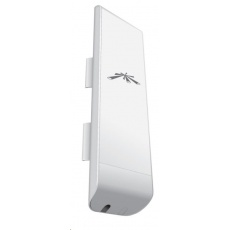 UBNT airMAX NanoStation M2 [2.4GHz, anténa 11dBi, Client/AP/Repeater, 802.11b/g/n, MIMO]
