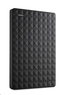 "SEAGATE Expansion Portable 2TB Ext. 2.5"" USB3.0 Black"