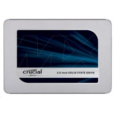 Crucial SSD MX500, 500GB, SATA III 7mm, 2,5""