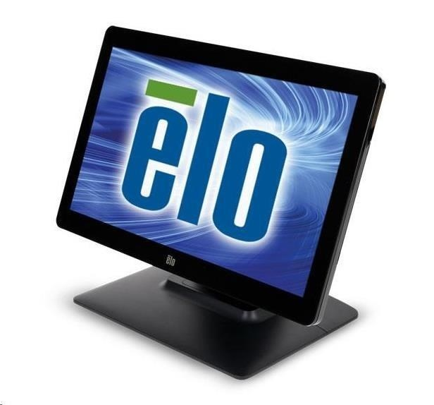 "ELO dotykový monitor 1502L 15.6"" Full HD,CAP 10-touch USB bezrámečkový mini-VGA and HDMI Black"